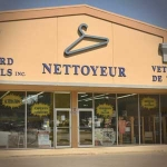 Nettoyeur h rard et fils nettoyage sec couture for Boite a couture ile perrot